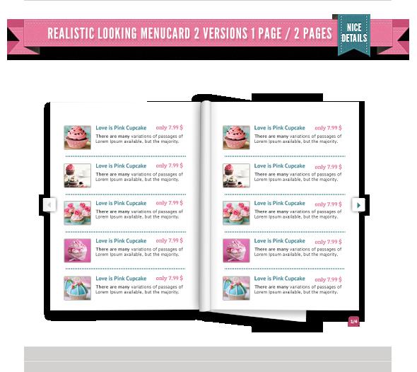 Delimondo Cupcakeheaven Fully Responsive HTML - 10